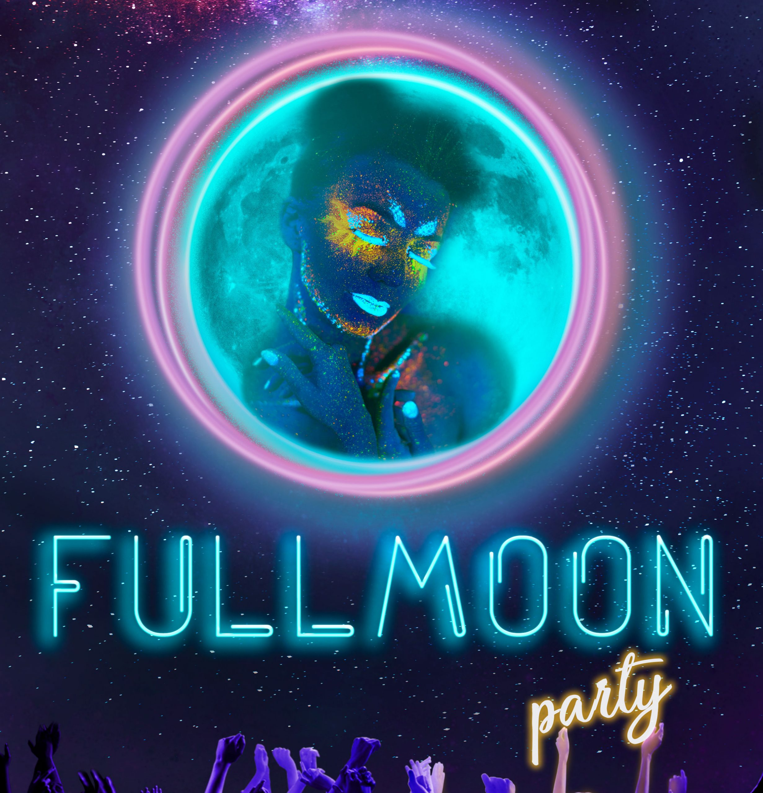 TOSH Halloween // Full Moon Party 2021 (Pod for 1-8 People)