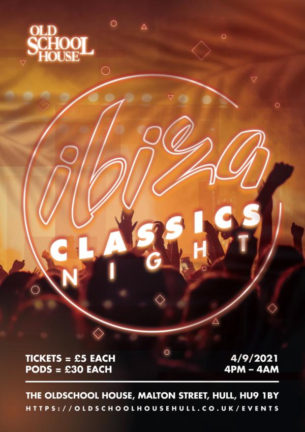 Ibiza Classics Night